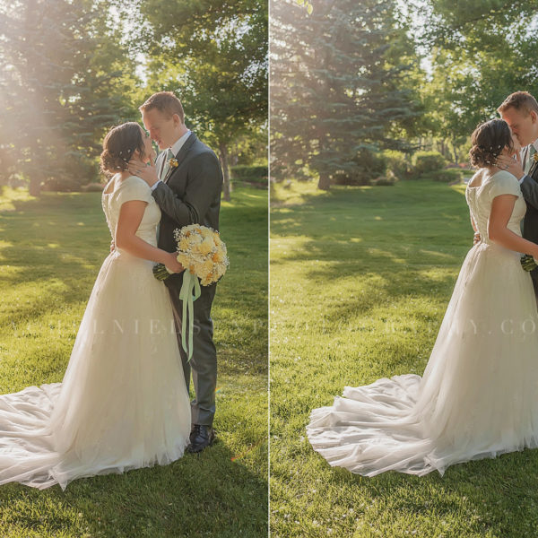 Devan and Jen - Bride and Groom Session Part 1