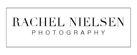 Rachel Nielsen Photography, Beautiful Utah Wedding Photography logo