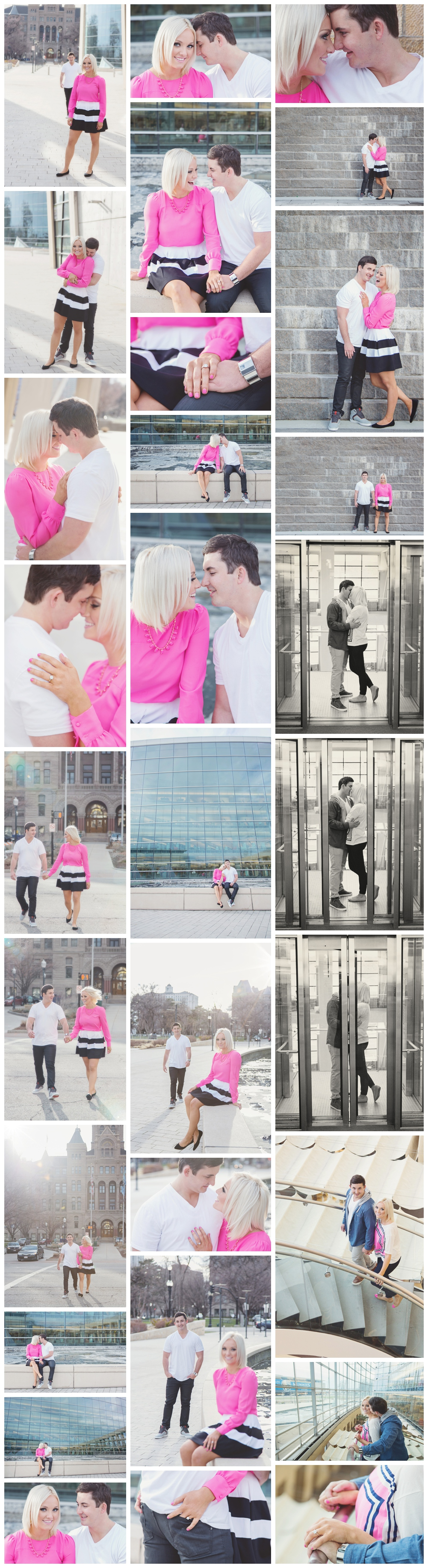 Salt Lake City Utah Engagements