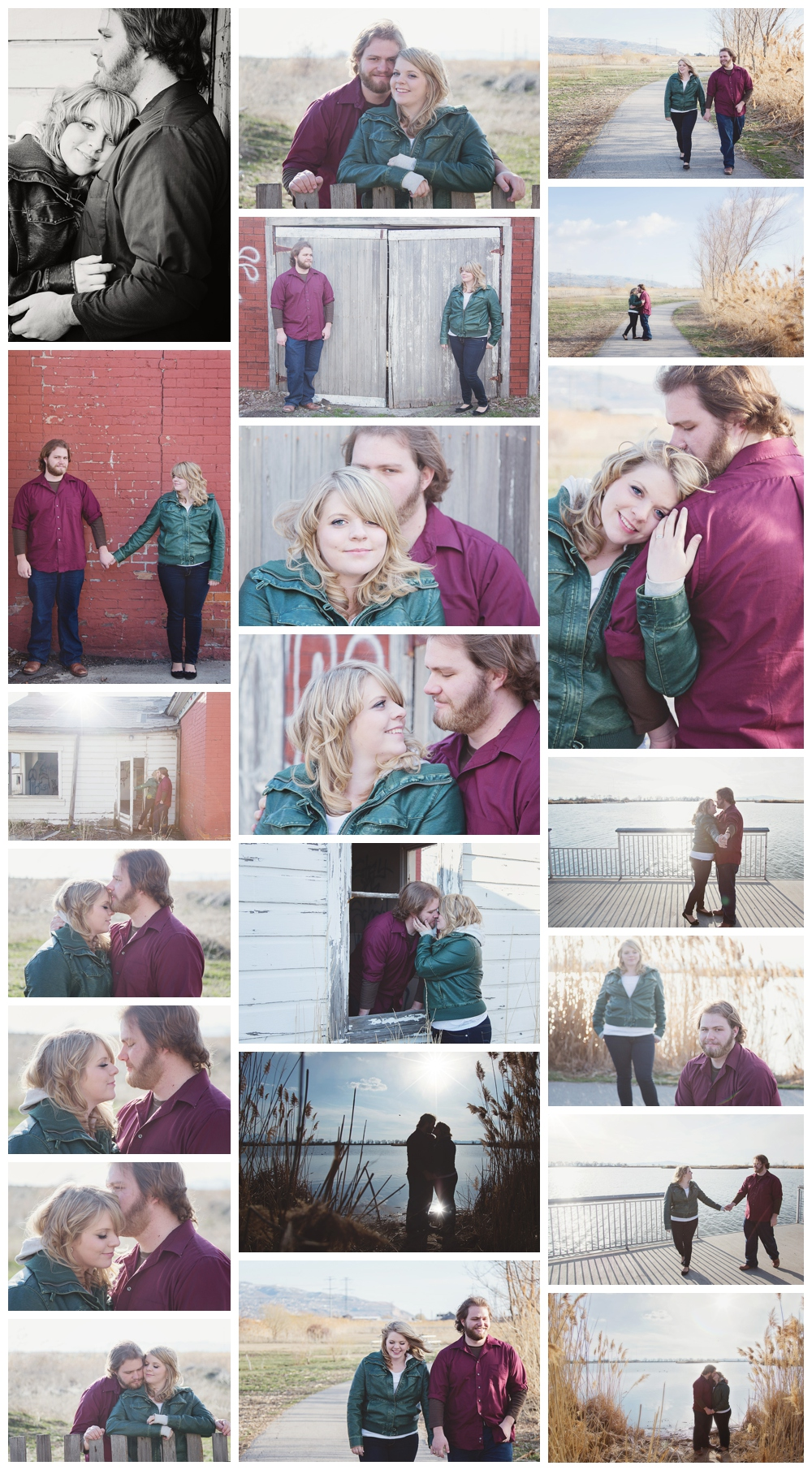 Davis County Engagement Photography