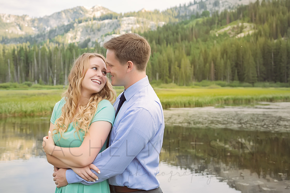 silver lake utah engagements