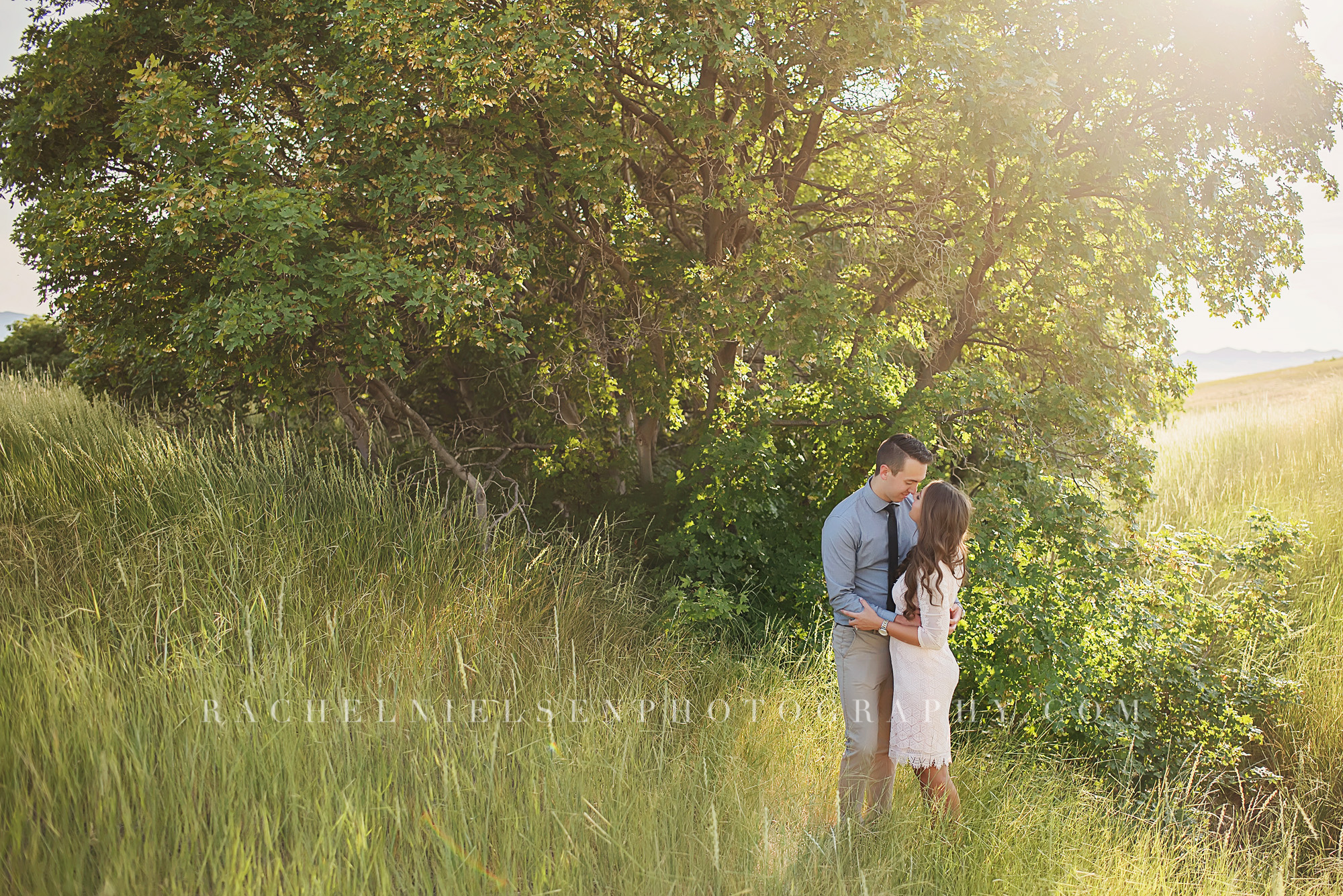 Utah engagement shoot