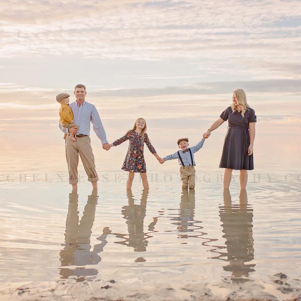 Kinney Family Sneak Peek - Antelope Island