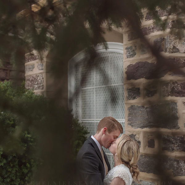 Austin and Camyll - Logan Temple Sneak Peek