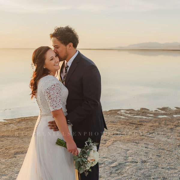 Rodney and Breann - Antelope Island