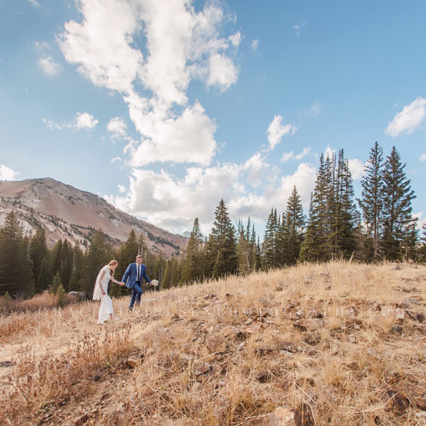 Kolby and McKenna - Albion Basin