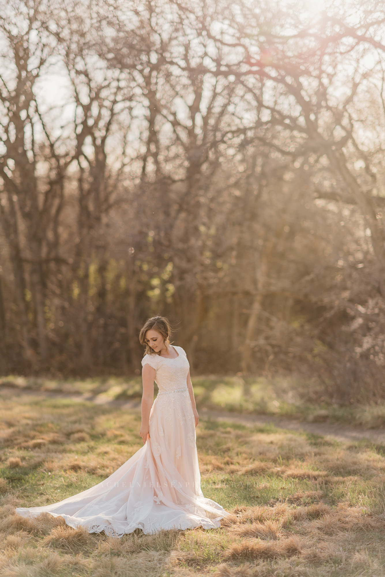 Red Butte Gardens bridals