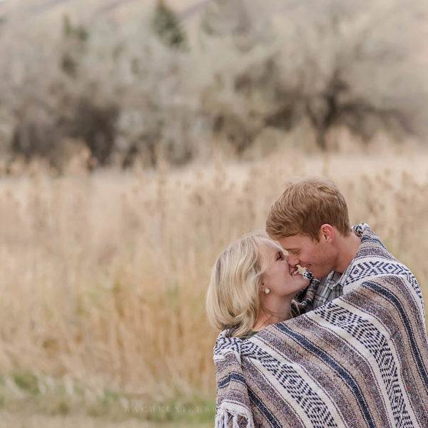 Austin and Camyll - Mantua Engagement Session