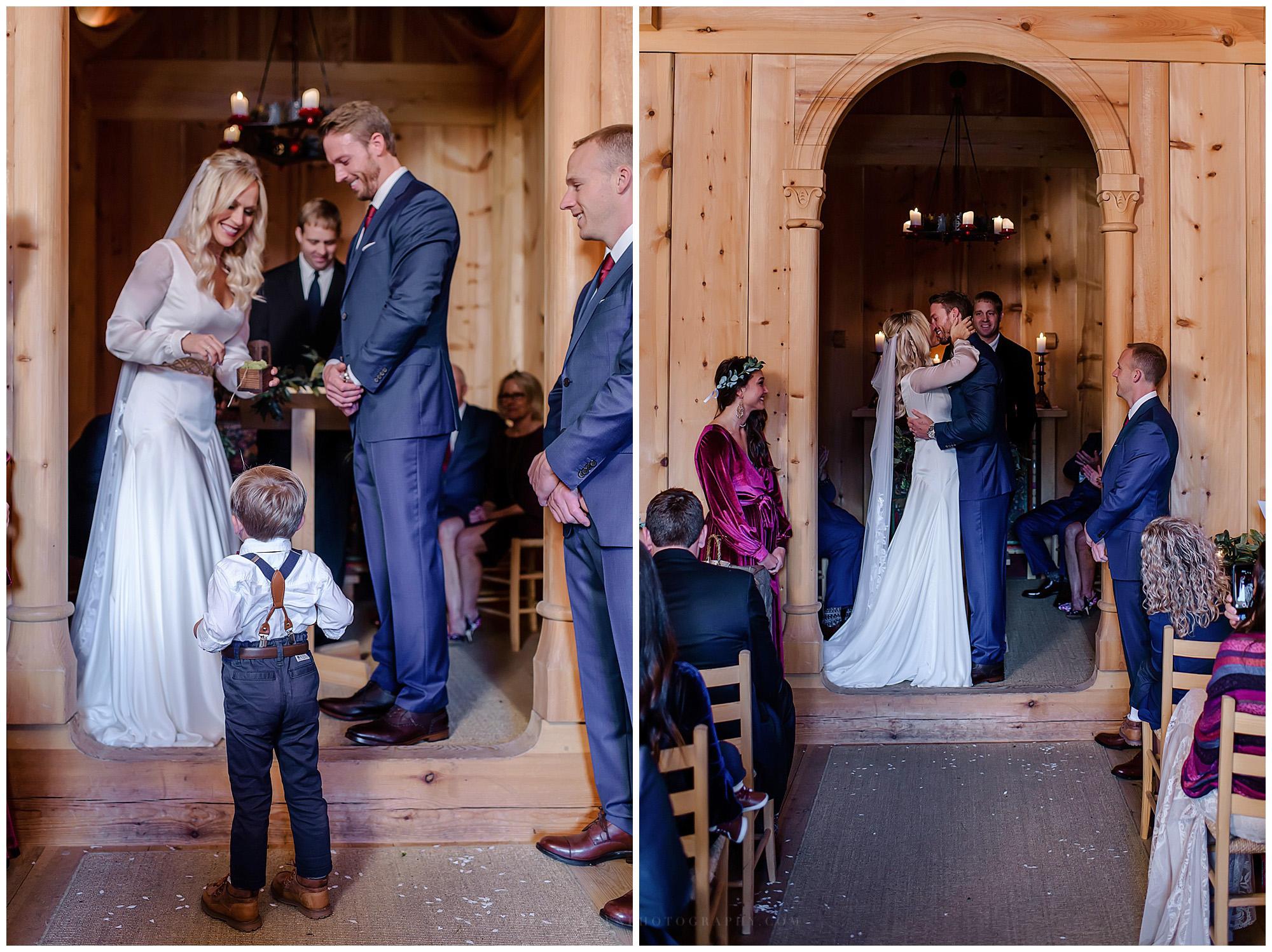 viking church wedding